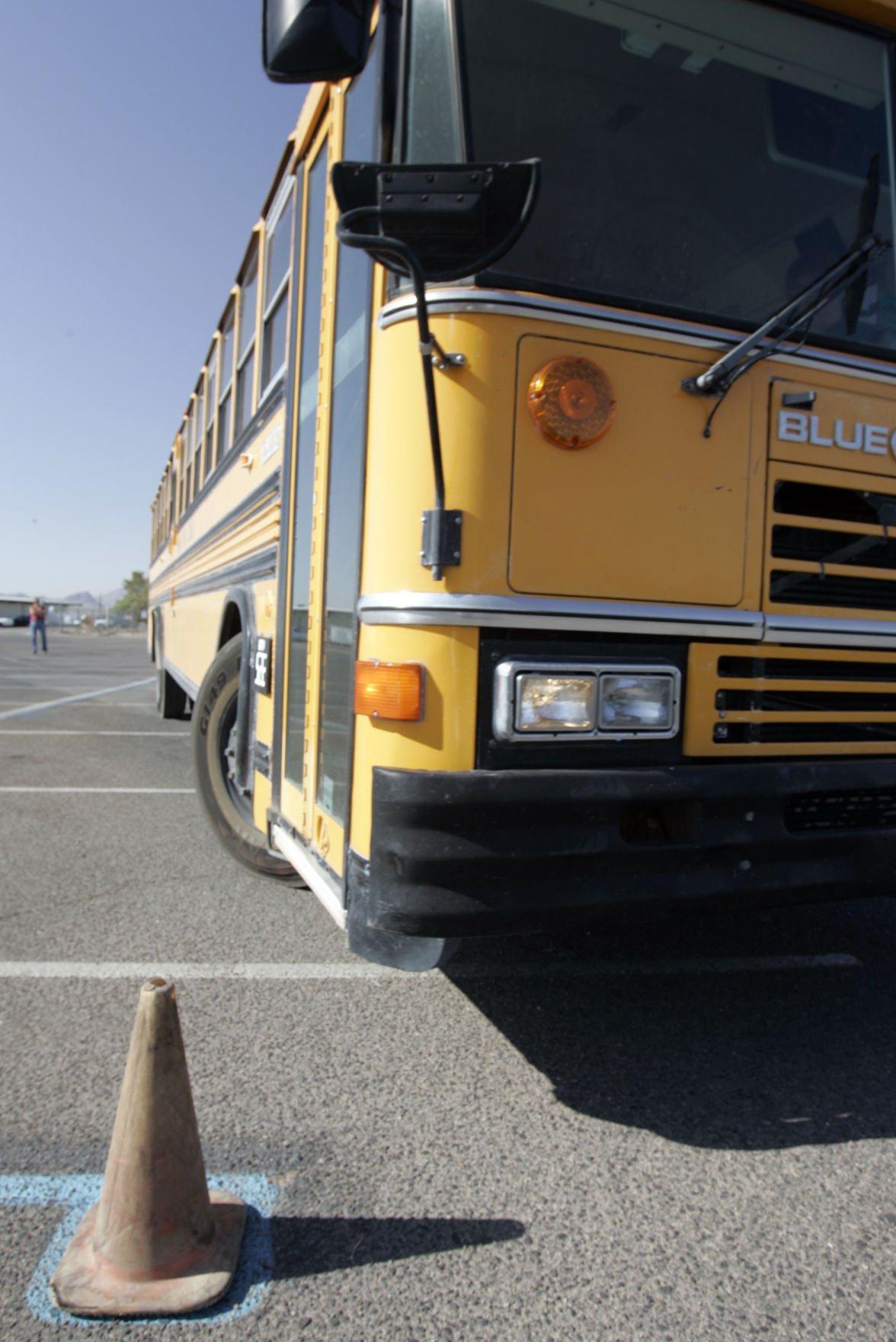 Marana School Bus