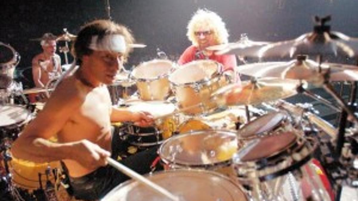 Alex Van Halen Rock Band And Hagar Aren T Done Yet Music Tucson Com