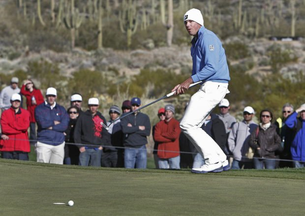 WGC-Accenture Match Play Championship: In the flow all week