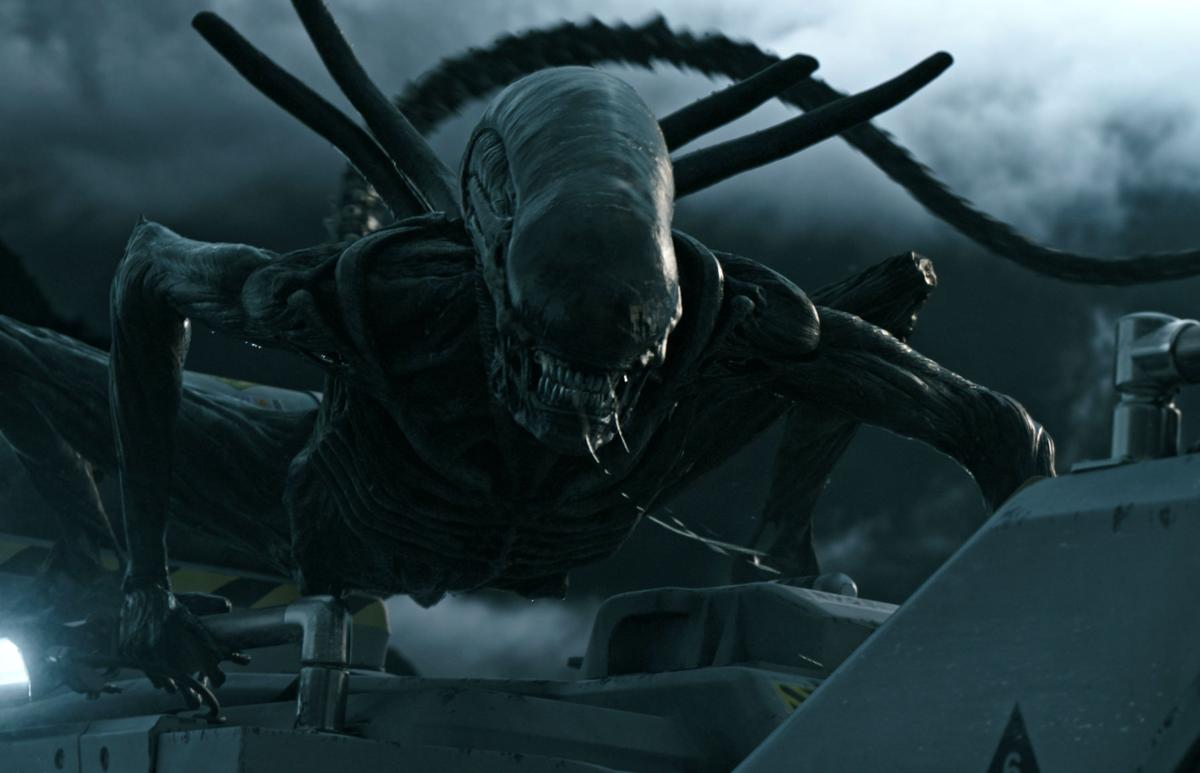 Friday, May 19 — Escape reality, enter 'Alien: Covenant'