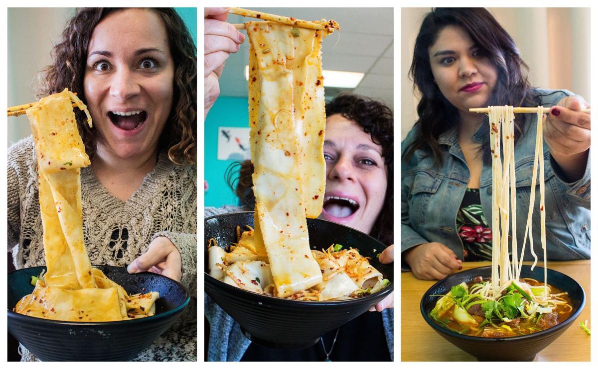Fatman Kitchen is a stripmall wonderland of Chinese noodles