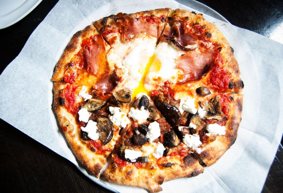 Hipster pizza Reilly's