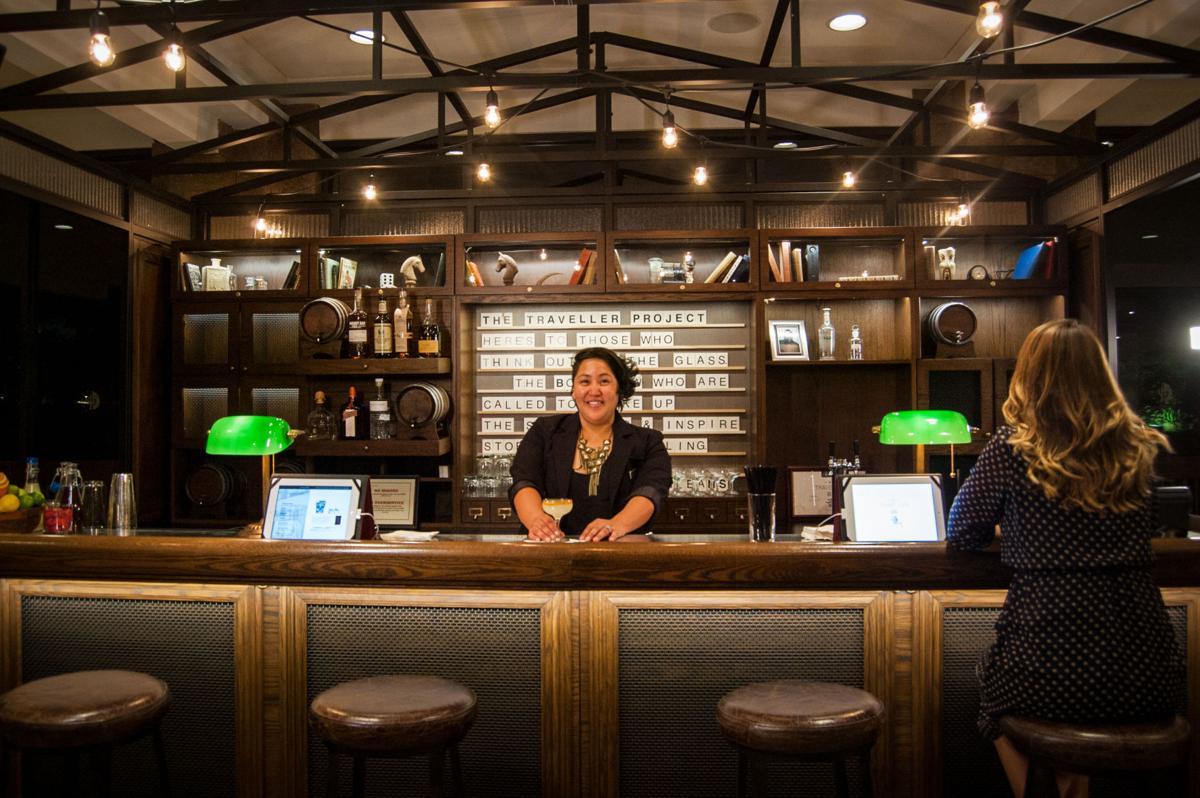 Travelling Bar
