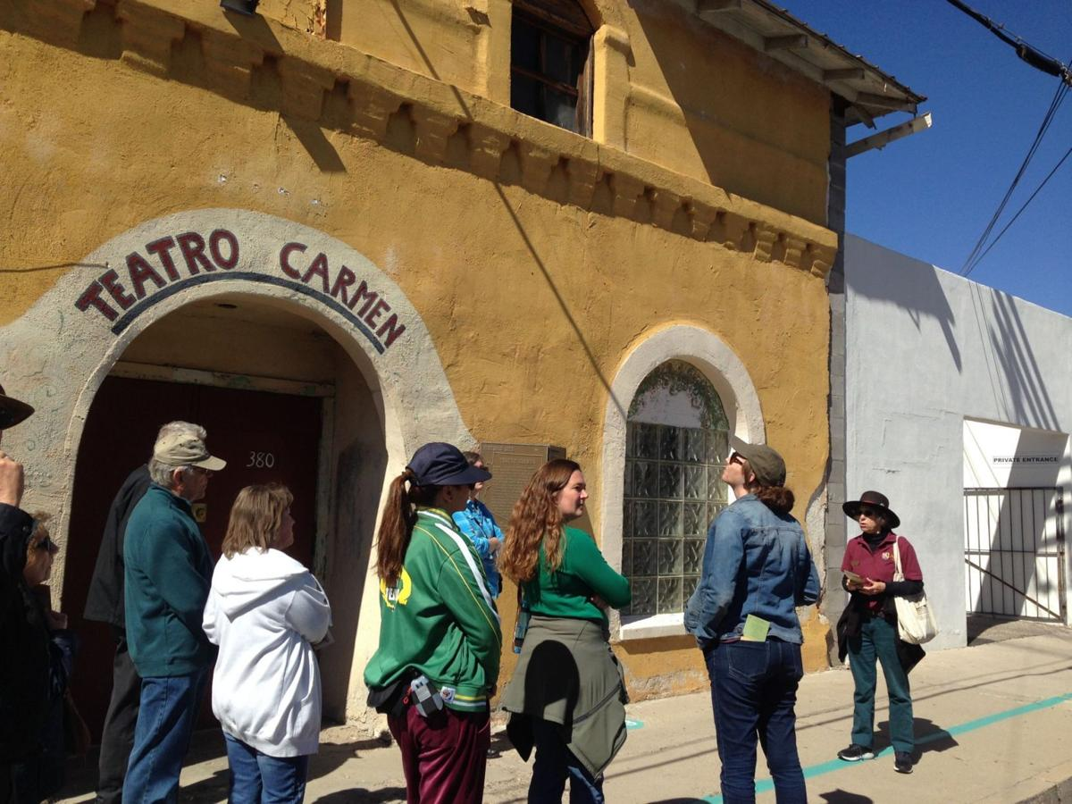 Turquoise Trail Guided Walking Tour