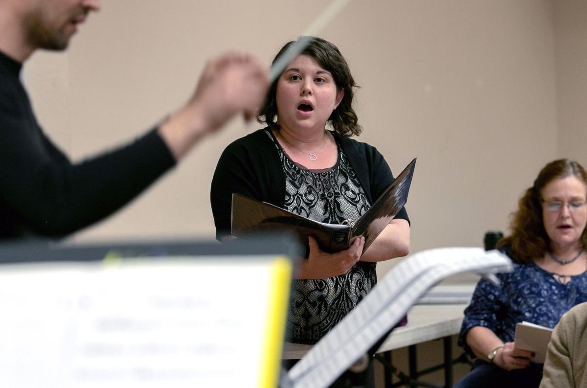 Rehearsal for Cantata