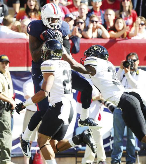Arizona football: Feeling slighted, Buckner gets his shot