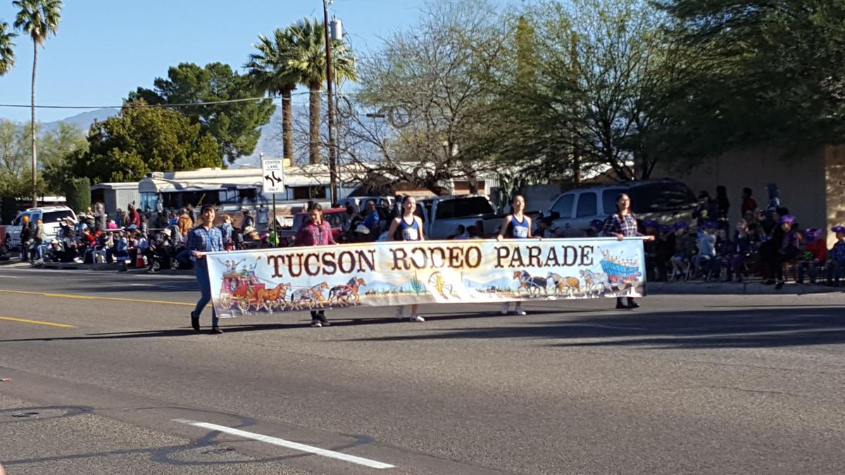 2017 Tucson Rodeo Parade entries