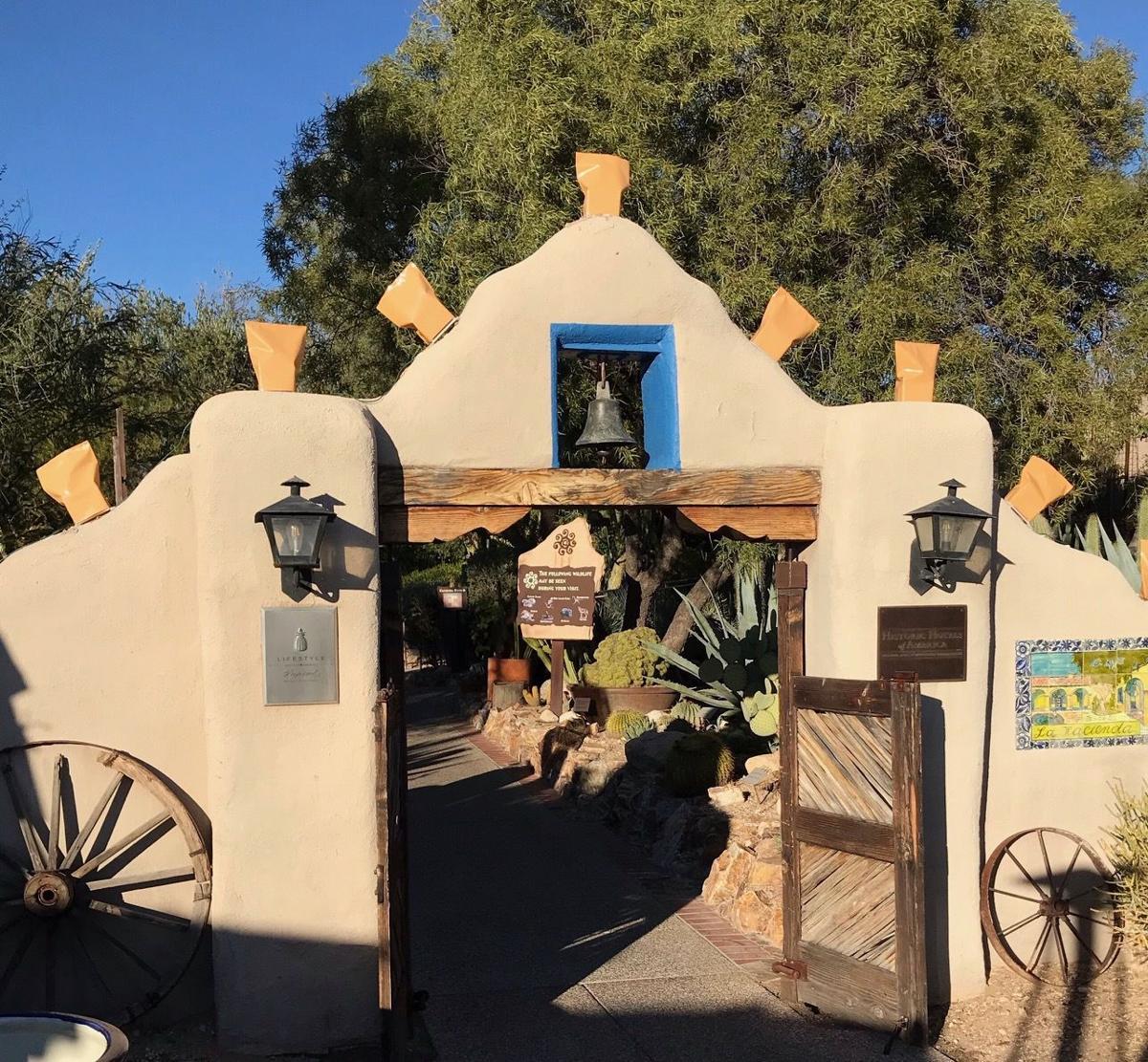 A Visit To Hacienda Del Sol Arts And Leisure Tucson Com