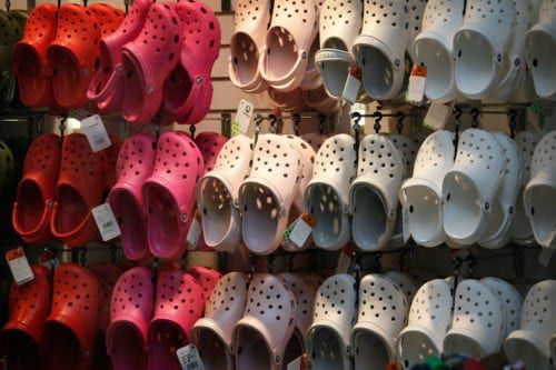 Crocs Makes High-heeled Shoes And People Have A Lot Of Feelings