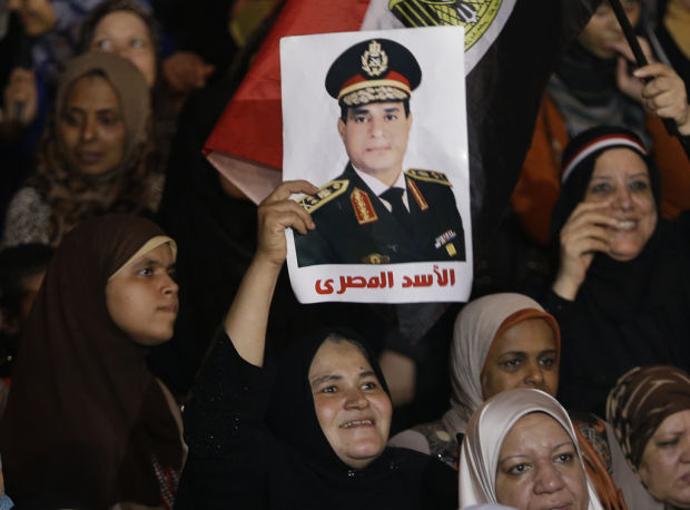 Egyptian panel to rewrite parts of Islamist charter