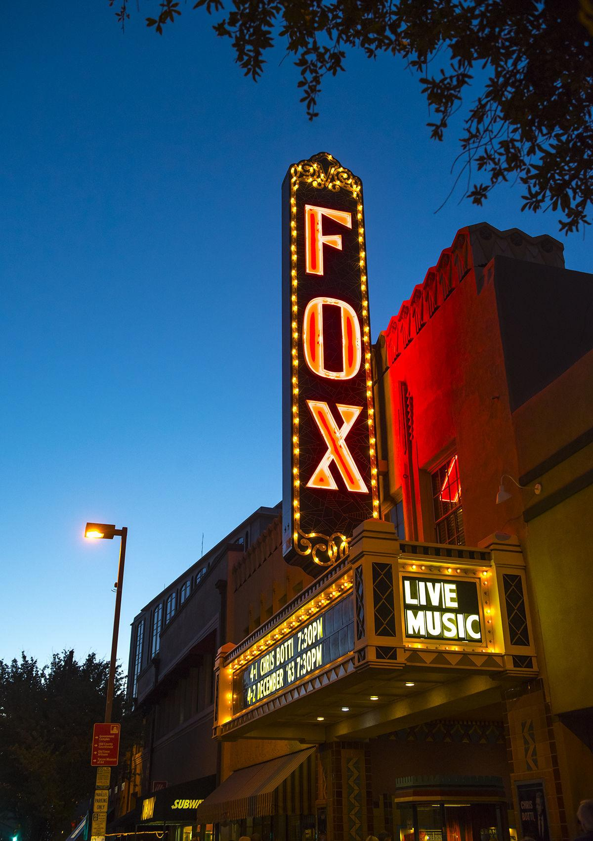 Fox Tucson Theatre Is Preparing For New Normal As It Waits Out