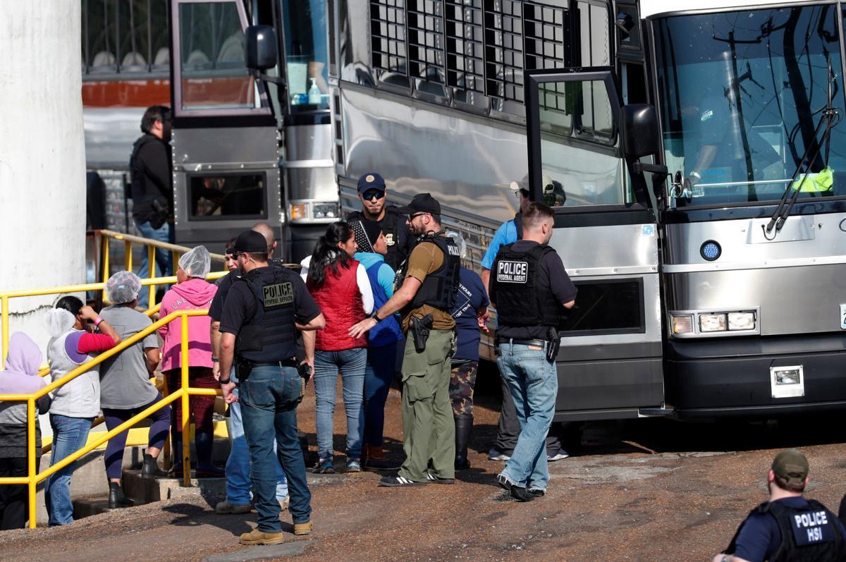 Immigration Food Plant Raids