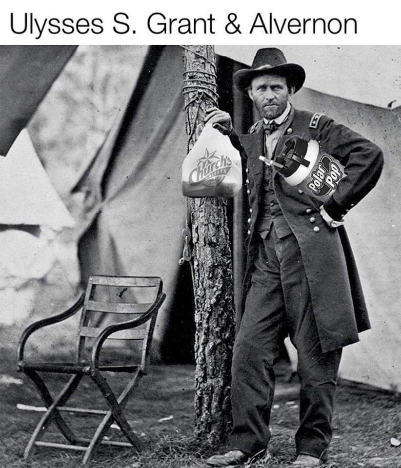 Ulysses S. Grant & Alvernon