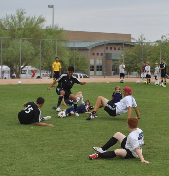 Soccer: FC Tucson aims for third, berth in '14 US Open Cup berth gives FC Tucson reason to win