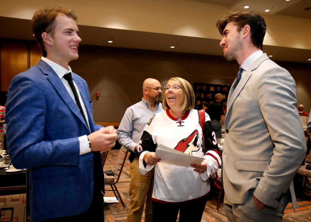 Tucson Roadrunners Face-Off Luncheon and Media Day