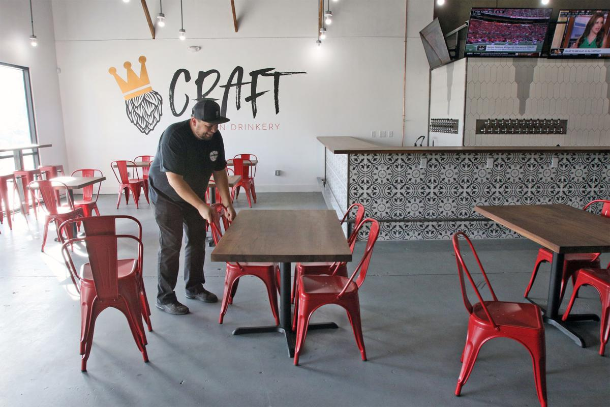 Craft, A Modern  Drinkery