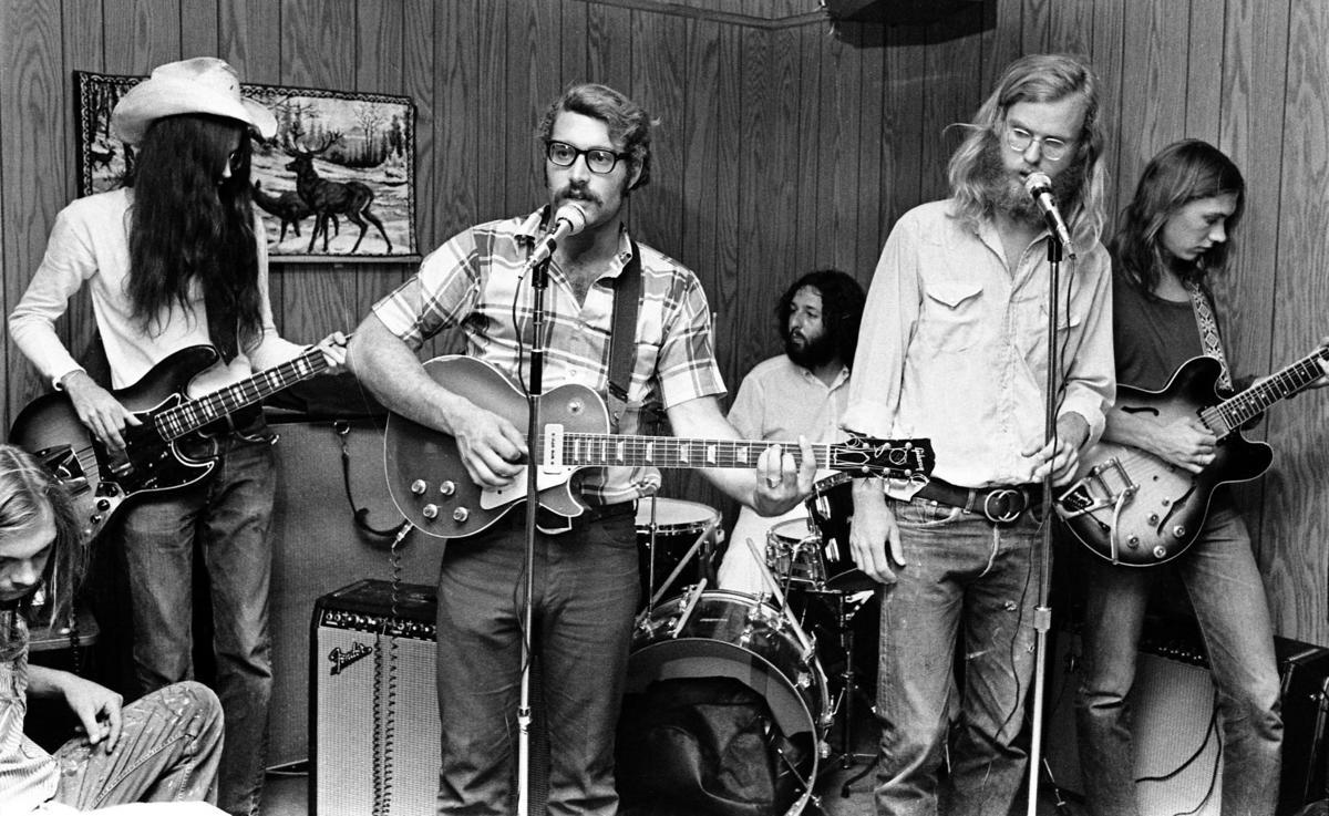 Dusty Chaps in 1971