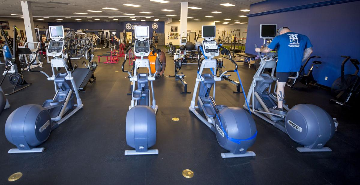 Tucson Strength gym
