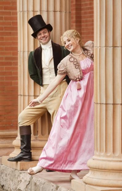 Austen's words set to music