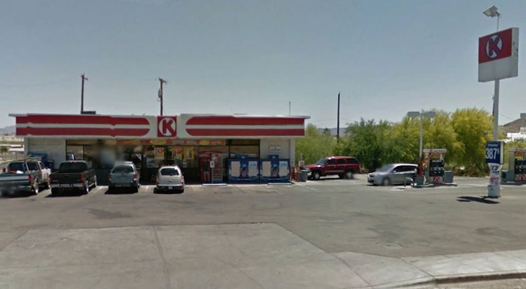 Circle K,  560 N. Second Ave., Ajo