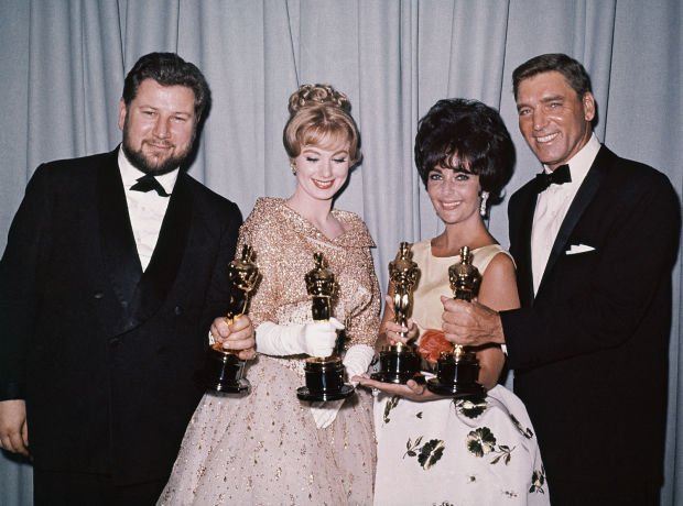 Image result for shirley jones oscar win images