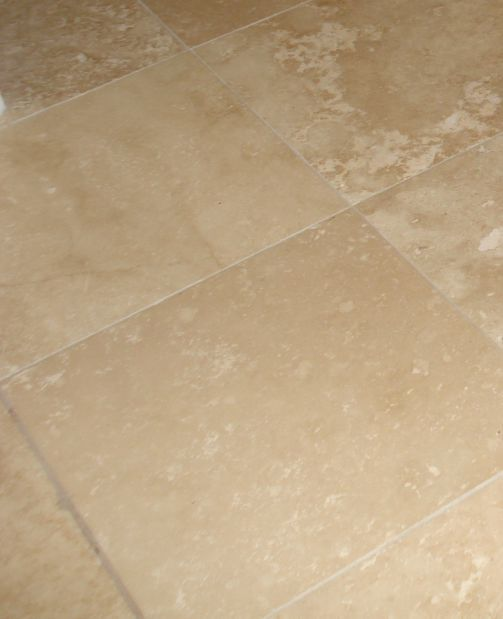 does travertine inside a shower need to be sealed