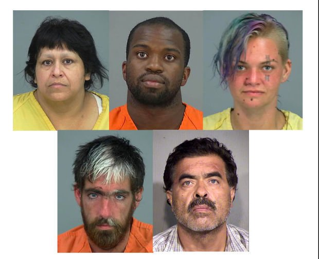 5 arrested, 1 wanted in smuggling ring that left man dead near Tucson
