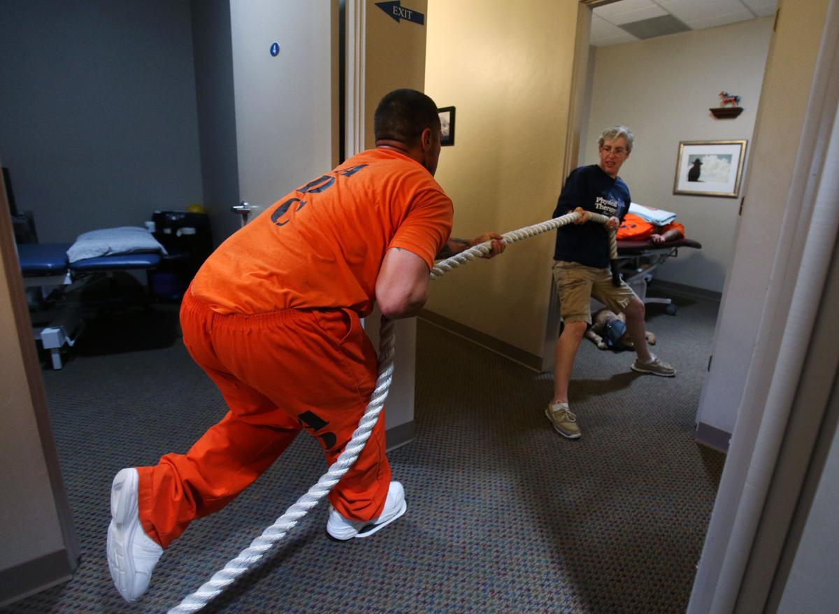 East Side Therapy Clinic Opens Door To Inmates Business