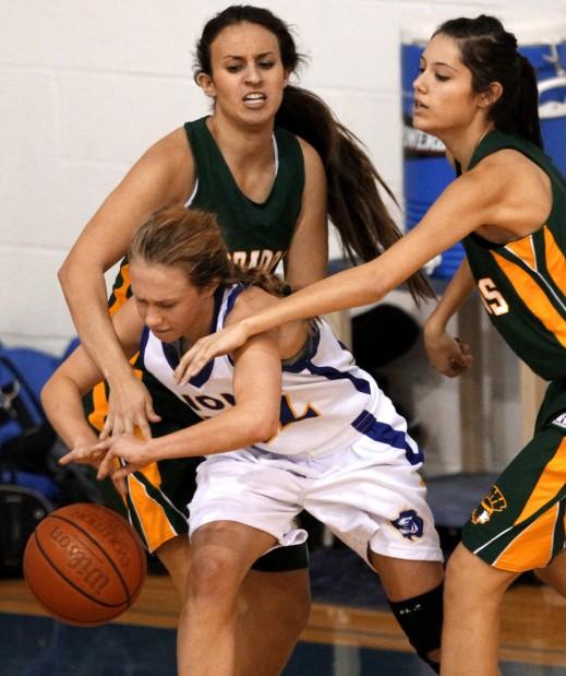 High School Girls Basketball: northwest desert classic: Pusch Ridge holds off CDO in familiar matchup