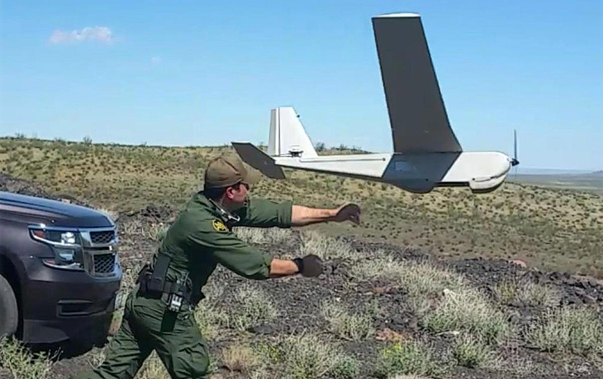 Border Patrol UAV