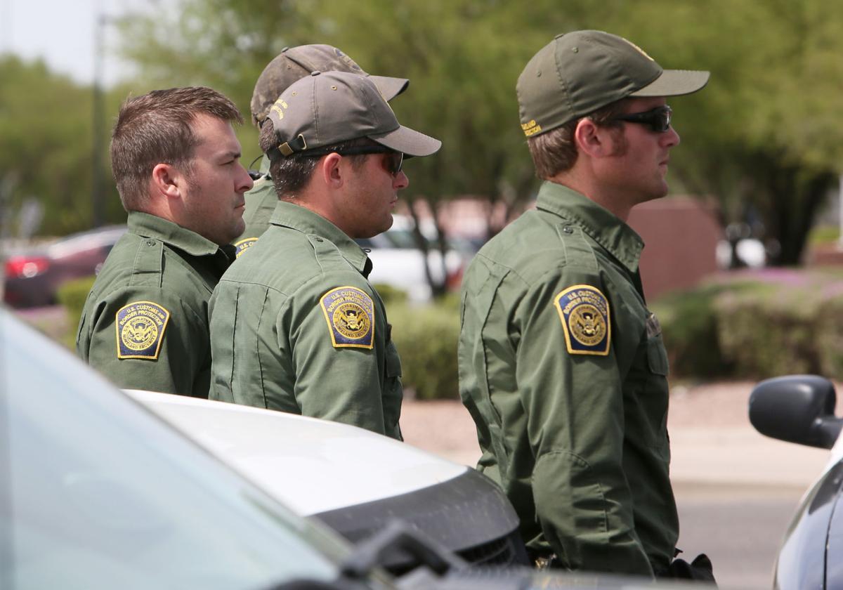 Nogales Police Officer Jesus Cordova