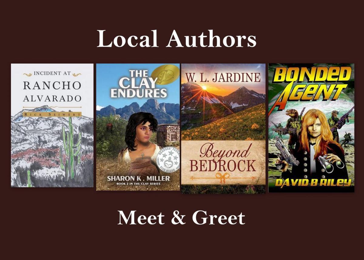 Local Author Meet & Greet