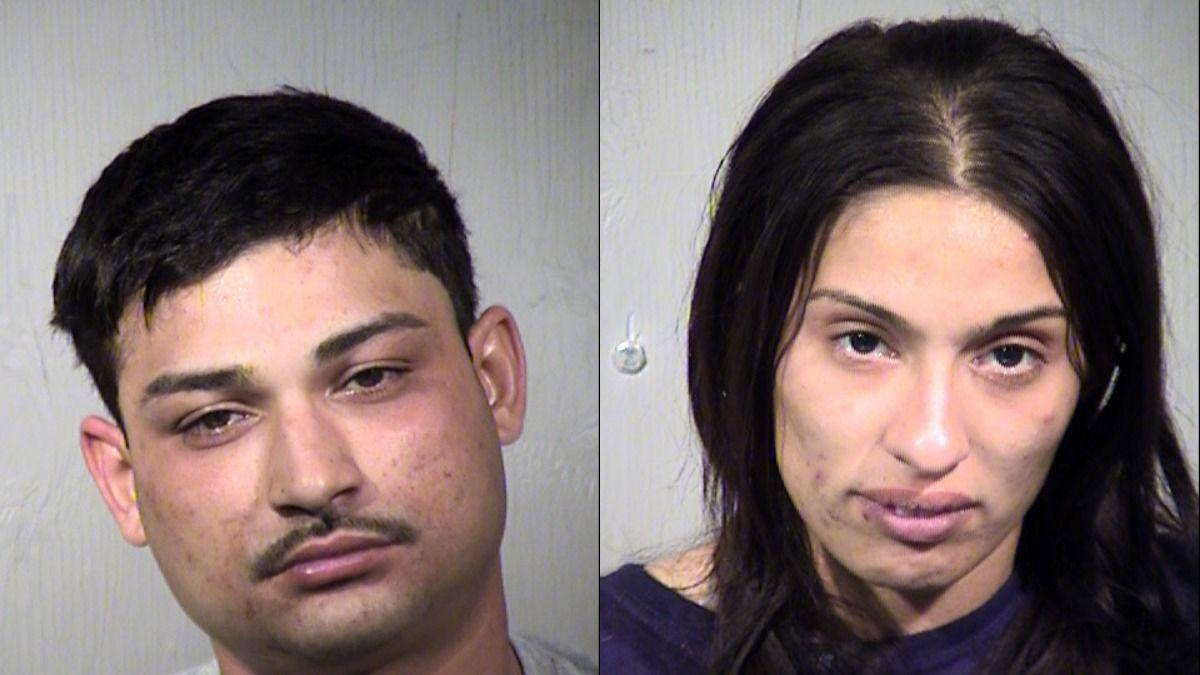 Phoenix police: Pair posed as city workers in home robbery attempt