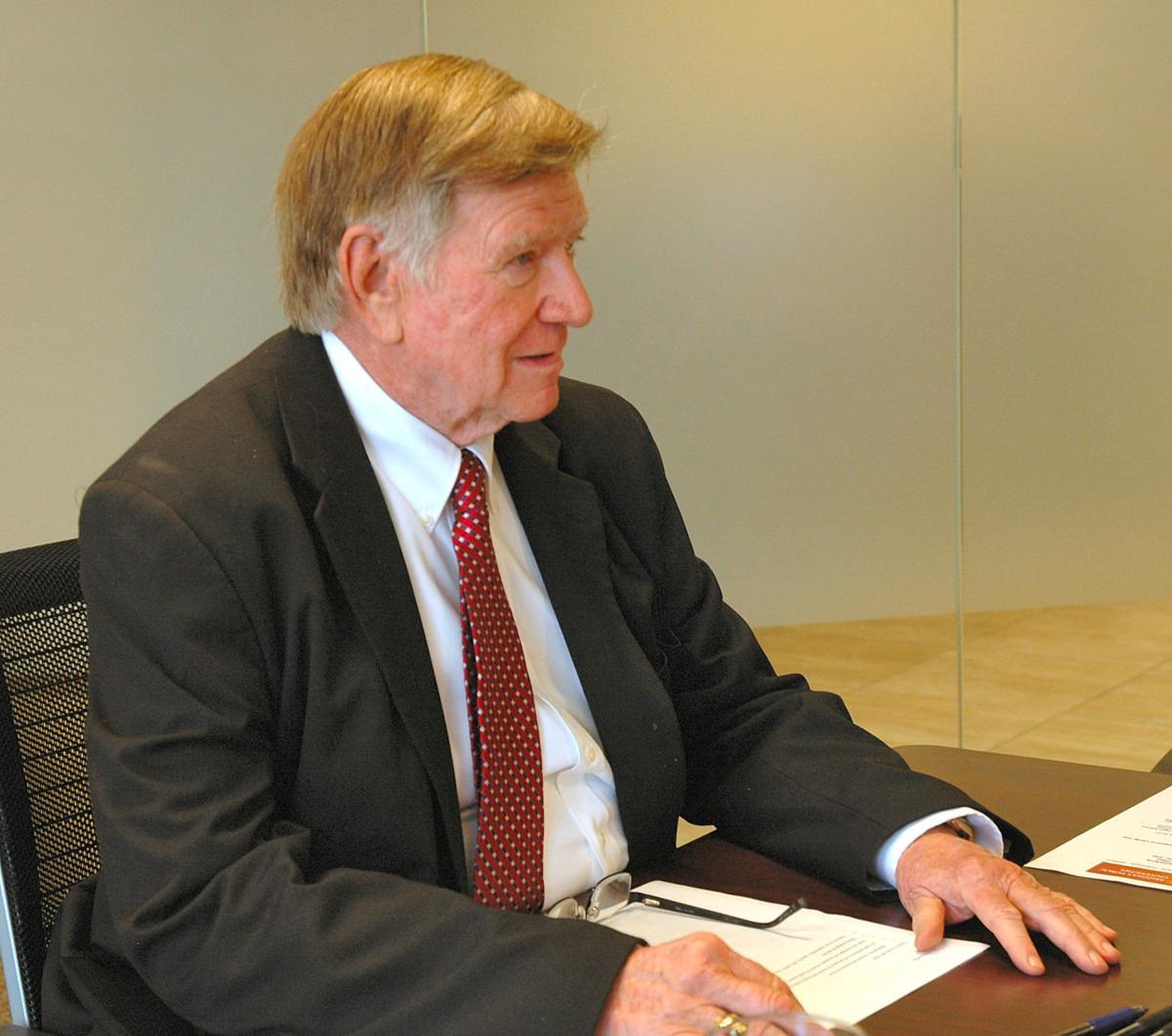 Regents Chairman Bill Ridenour