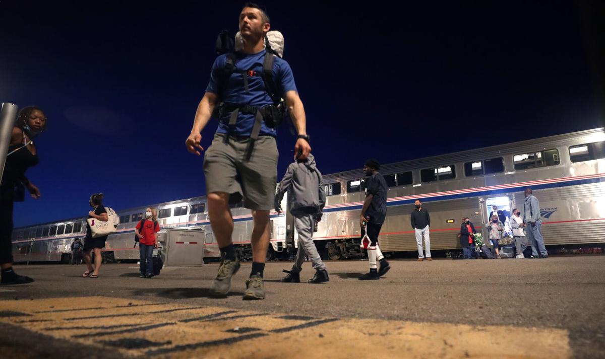 Amtrak, Tucson