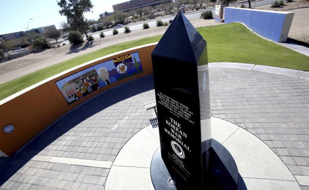 Veterans oppose proposed location of Tucson's World War II memorial