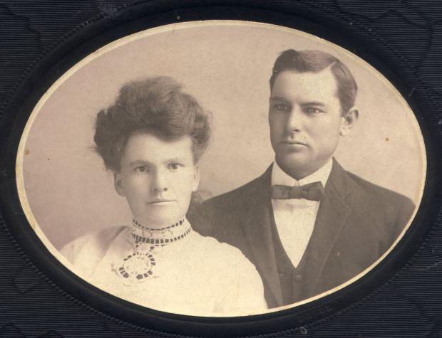 Helen and Thomas Dugat