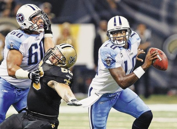 'This is a tough one': Monday night football: Titans 31, Saints 14