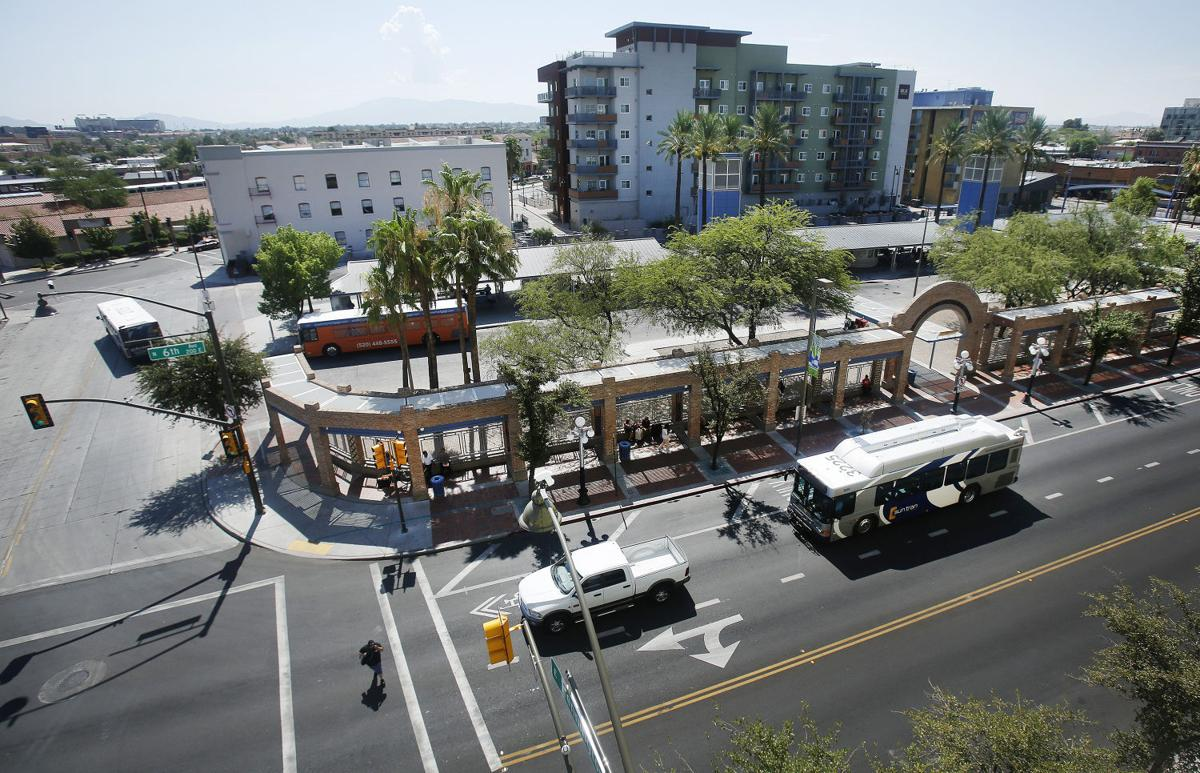 Ronstadt Transit Center