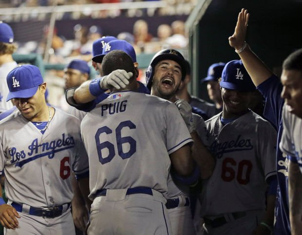 Dodgers 3, Nationals 2: Dodgers pick up where they left off, top Nats