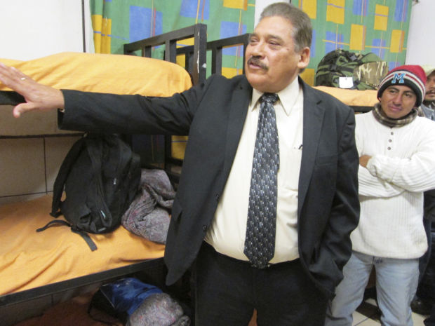Labor of love keeps immigrant shelter open 31 years