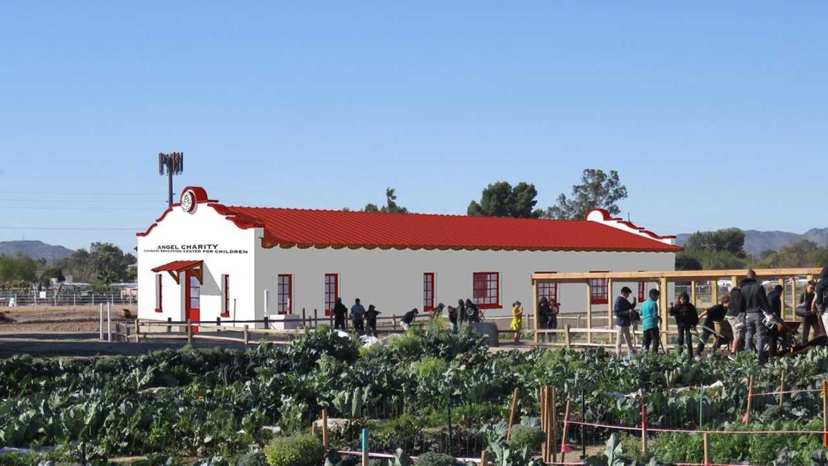 Tucson Village Farm to break ground on Culinary Education Center