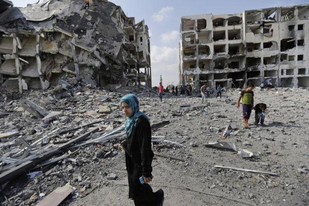 Israel-Hamas truce sets stage for talks on Gaza