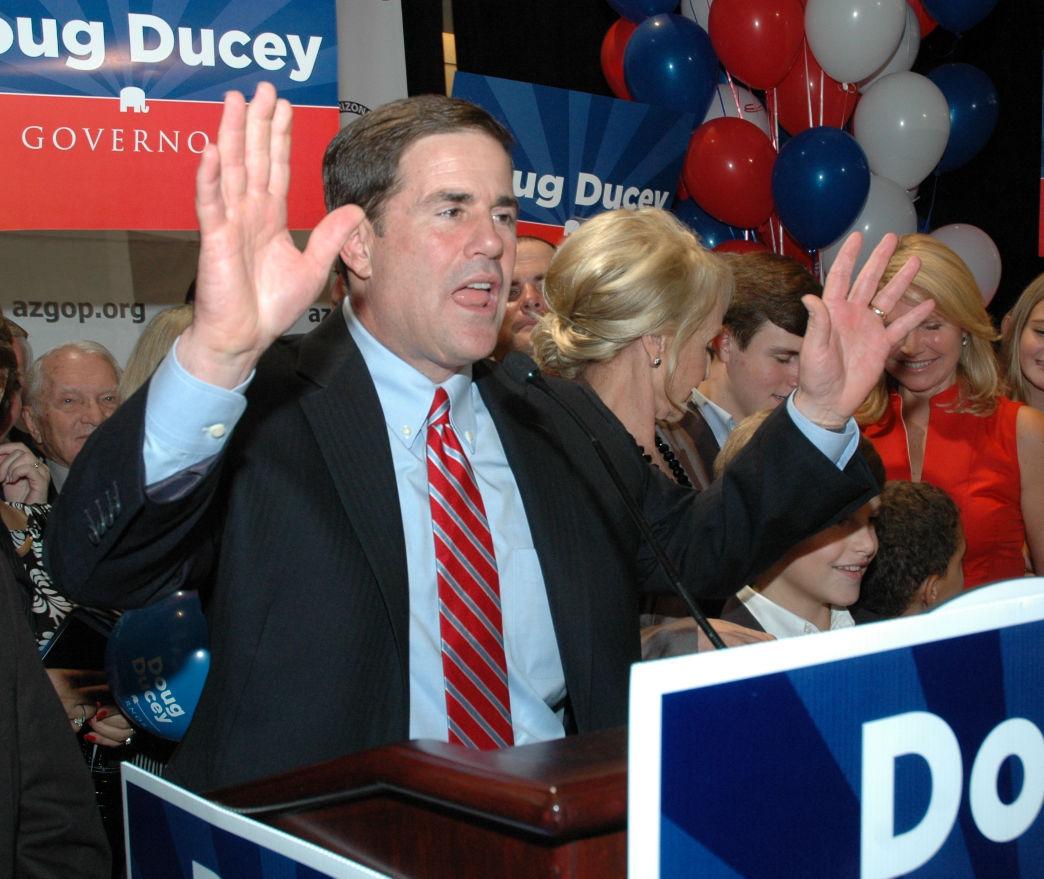 Gov. Doug Ducey