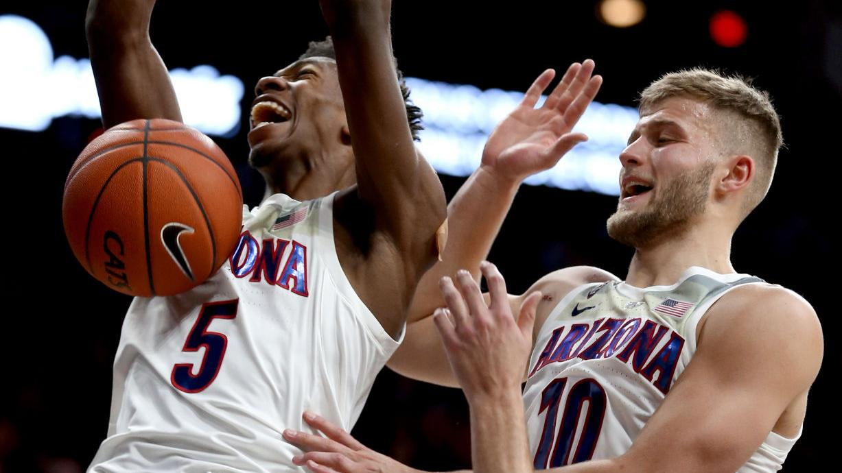 Seen and heard: On Arizona's small potatoes and rebounding prowess