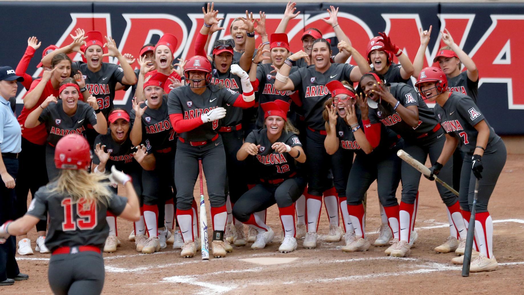 Field Pass: Arizona Wildcats vs. Ole Miss Rebels, NCAA Super Regionals