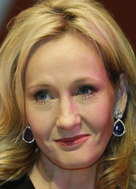 Brit law firm admits partner disclosed Rowling pen name