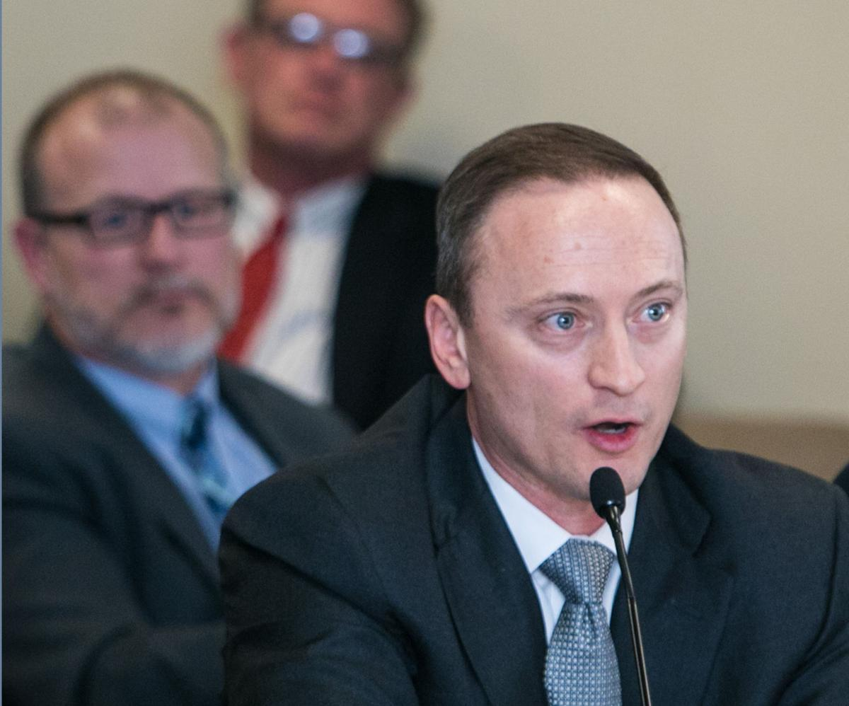 Electric rate hearing