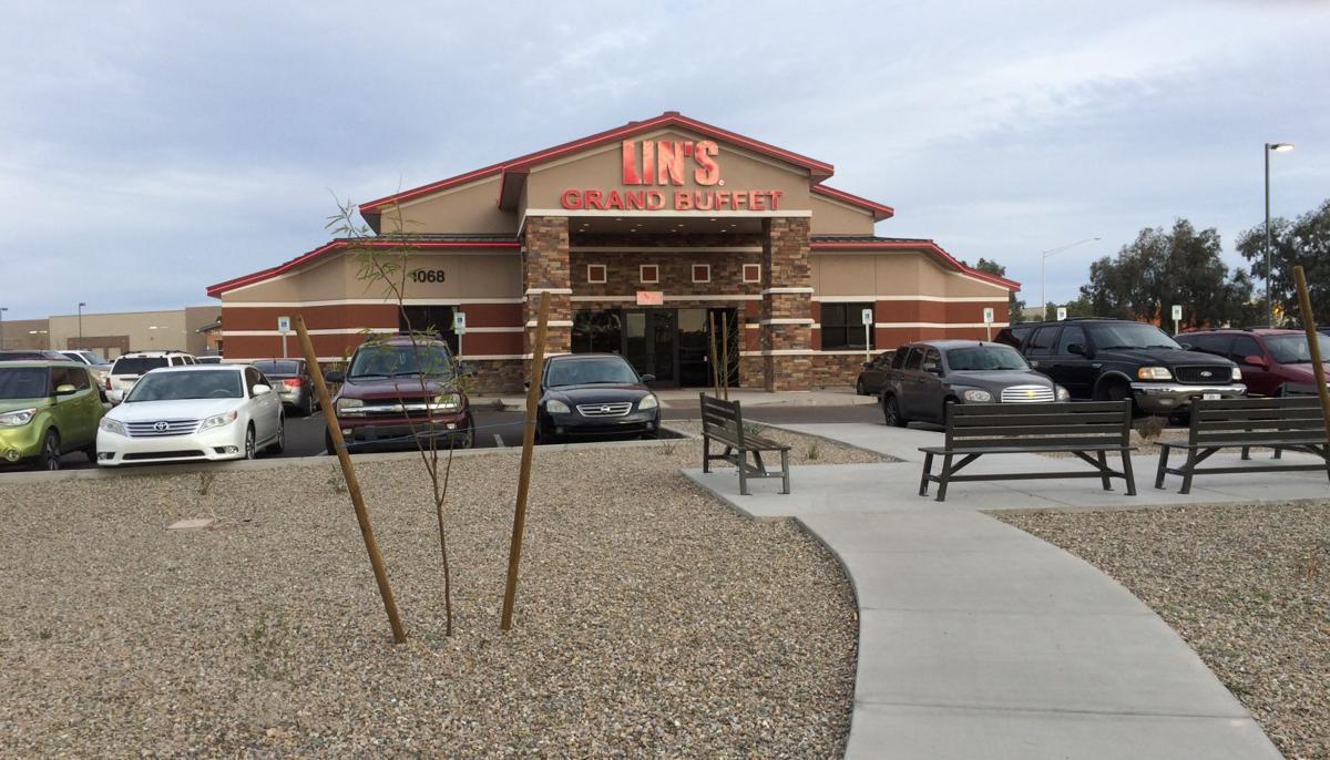 Lin's Grand Buffet, 1068 E. Tucson Marketplace Blvd.