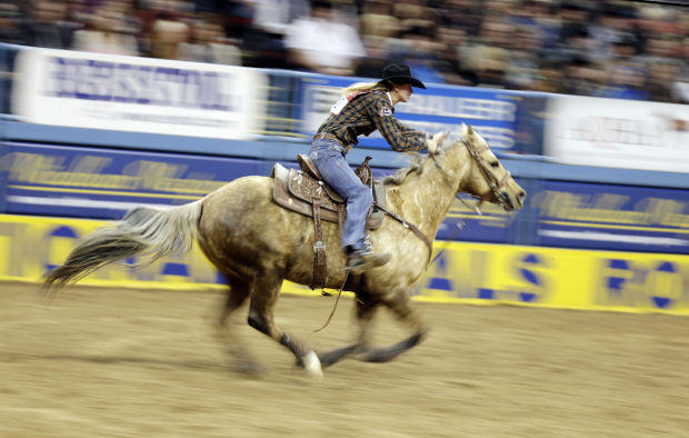 Rodeo Short Stuff Cervi Wins Fourth World Championship In